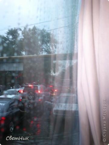 Дорогие жители Страны! Приглашаю вас прогуляться по Одессе, пройтись по ее улицам , Сегодня в Одессе прошел сильный дождь,  Перевыпь затопило сын возвращаясь с учебы попал в пробку,  фото 5