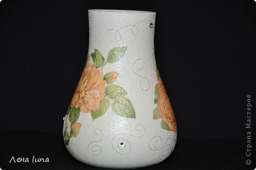 Эти вазочки делала на подарки ещё к 8 марта фото 2