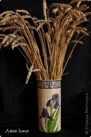 Эти вазочки делала на подарки ещё к 8 марта фото 4