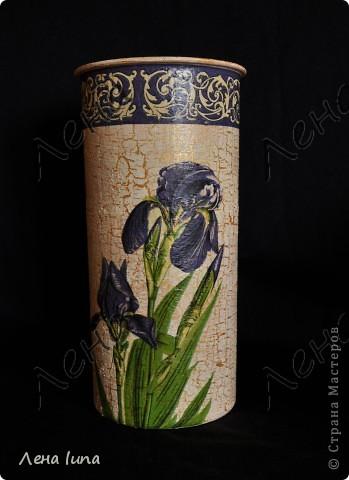 Эти вазочки делала на подарки ещё к 8 марта фото 3