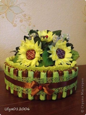 Сладкие тортики и ракушка фото 3