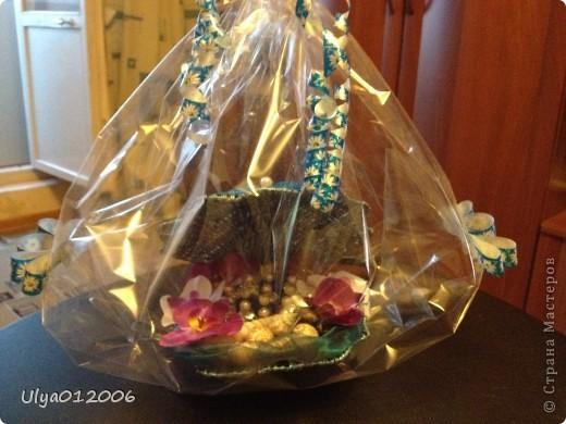 Сладкие тортики и ракушка фото 4