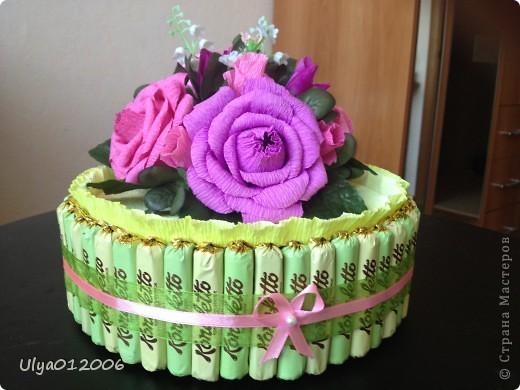 Сладкие тортики и ракушка фото 7