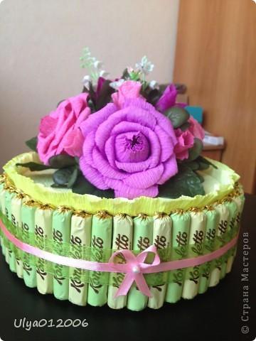 Сладкие тортики и ракушка фото 8