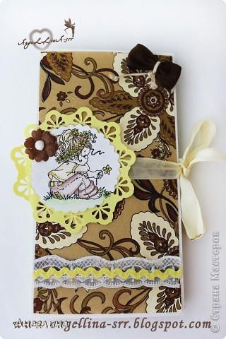 Шоколадница - упаковка для шоколадки фото 1