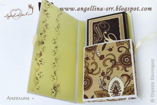 Шоколадница - упаковка для шоколадки фото 2