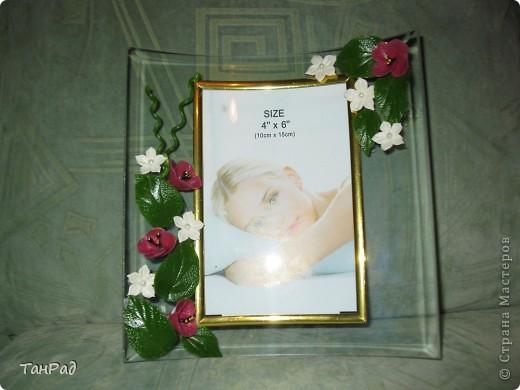 Эта рамочка нашла свою хозяйку и пришлась ей по душе. фото 3