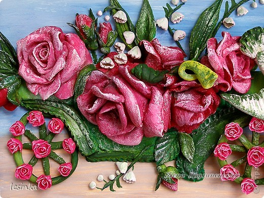 Цветы нам дарят настроенье, И пробуждают вдохновенье, Как символ чистой красоты, Ведь очень трудно без мечты!  Марк Львовский фото 2