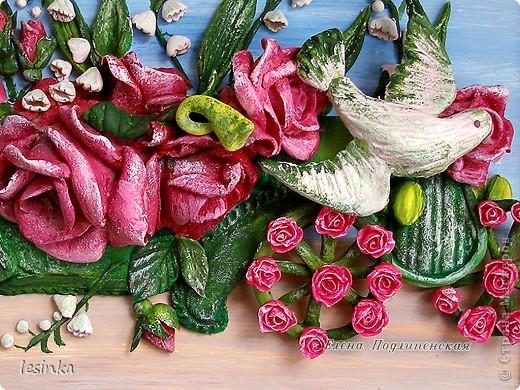 Цветы нам дарят настроенье, И пробуждают вдохновенье, Как символ чистой красоты, Ведь очень трудно без мечты!  Марк Львовский фото 3