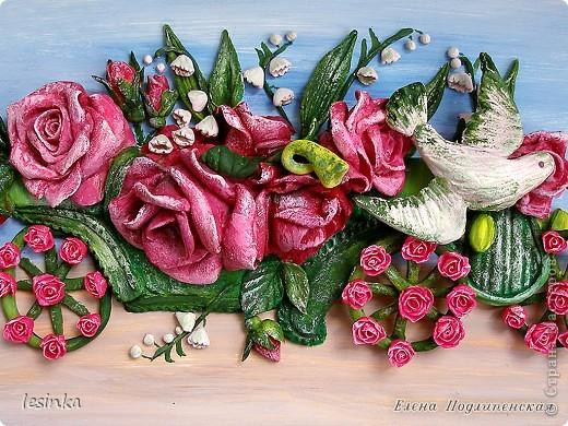 Цветы нам дарят настроенье, И пробуждают вдохновенье, Как символ чистой красоты, Ведь очень трудно без мечты!  Марк Львовский фото 4