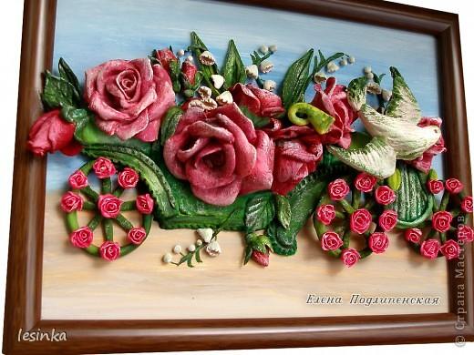 Цветы нам дарят настроенье, И пробуждают вдохновенье, Как символ чистой красоты, Ведь очень трудно без мечты!  Марк Львовский фото 5