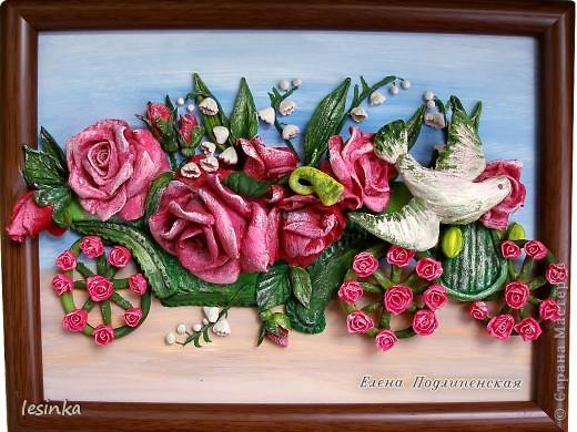 Цветы нам дарят настроенье, И пробуждают вдохновенье, Как символ чистой красоты, Ведь очень трудно без мечты!  Марк Львовский фото 1