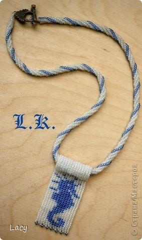 плюс схема плетения Бисер