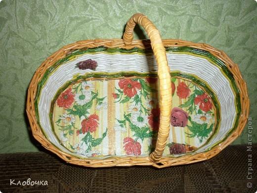 Одношаговый кракелюр на ПВА, салфетка.    фото 2