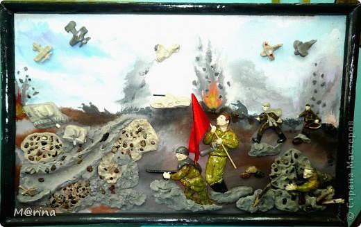 Эта композиция посвящена святому для всех нас празднику - дню Победы! фото 1