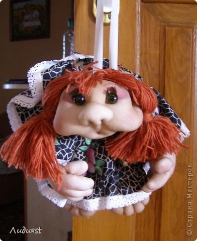 кукла на удачу фото 4