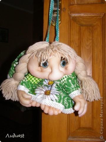 кукла на удачу фото 1