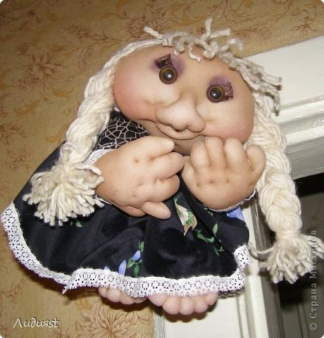 кукла на удачу фото 2