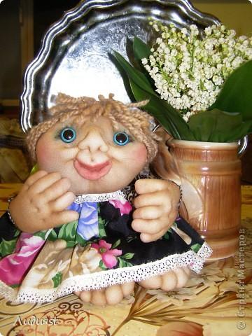 кукла на удачу фото 3