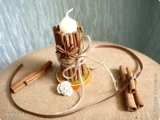 свечка,свечечка,свеча.... фото 1