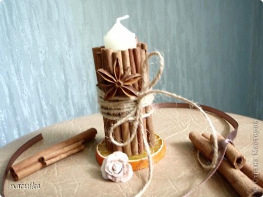 свечка,свечечка,свеча.... фото 2