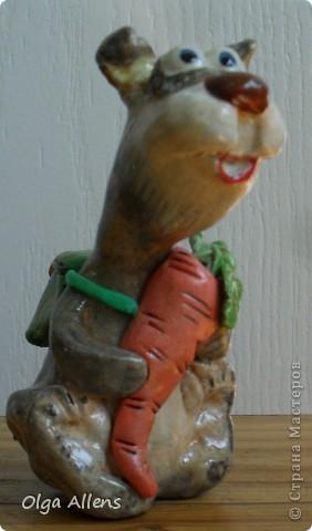 """Под влиянием первого  зайца, был """"рождён"""" второй.  фото 2"""