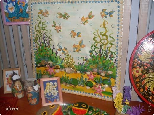 Наша совместная с мамой выставка. Именно она научила меня заниматься творчеством.  фото 7