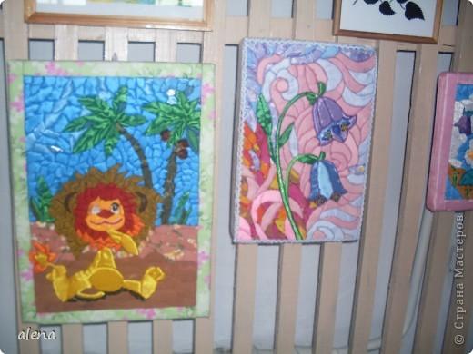 Наша совместная с мамой выставка. Именно она научила меня заниматься творчеством.  фото 10