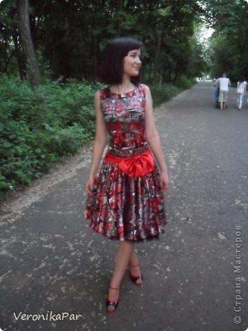 Платье для выпускного бала фото 2