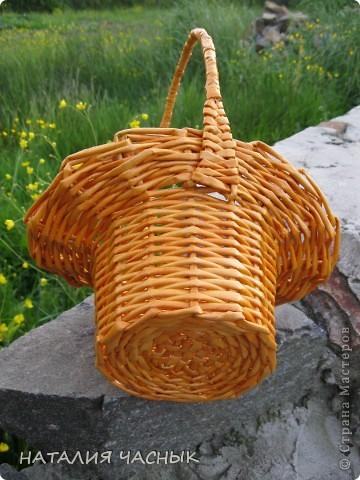 Сегодня я с новой корзинкой и сладким букетом. фото 3