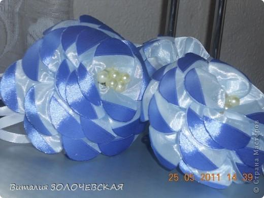 Комплект,резинки и ободок фото 3