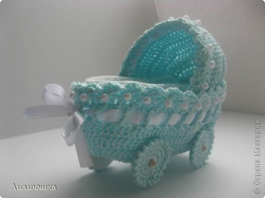 Подруга а ожидании малыша , захотелось сделать ей маленький подарочек. Надеюсь ей понравится фото 2