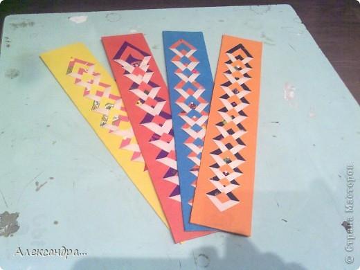 Вот такие закладки я хочу вам сегодня показать!:) Вам понадобится: фото 22