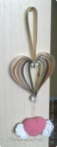 Брелоки-валентинки фото 4