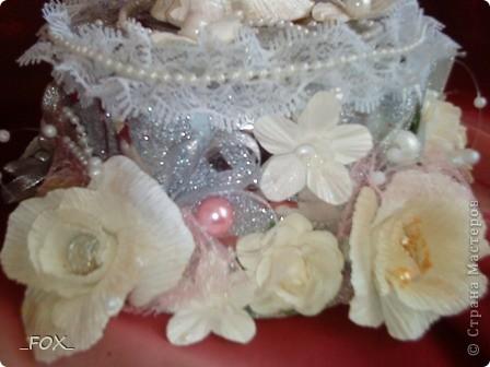 Шкатулка для денег (Свадьба) фото 2