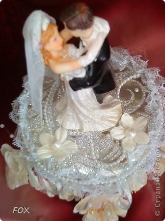 Шкатулка для денег (Свадьба) фото 4