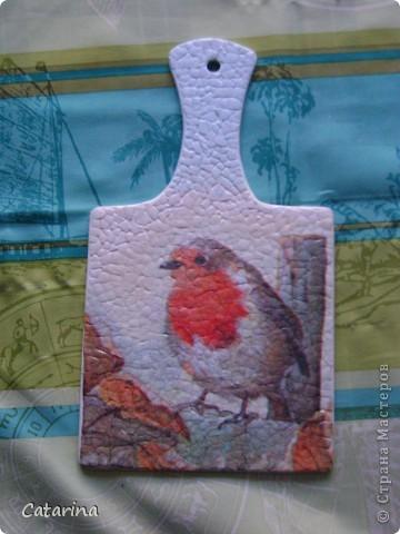 Яичное кракле, салфетка подрисовка акриловыми красками, лак. Это моя первая работа с яичной скорлупой, и пожалуй самая любимая. Делала зимой, а хотелось весны. фото 1