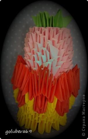Вазочка с ягодкой. фото 2