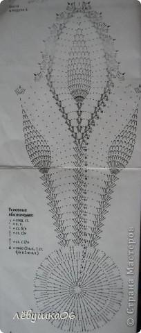"""вот некоторые схемки к салфеткам , которые я выкладывала  http://stranamasterov.ru/node/366584  и одна схемка к топу http://stranamasterov.ru/node/290681 . схемки были взяты из журнала """"Валентина""""  схемка к """"звезде"""" фото 4"""