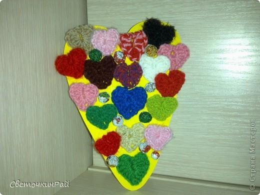 Брелоки-валентинки фото 5