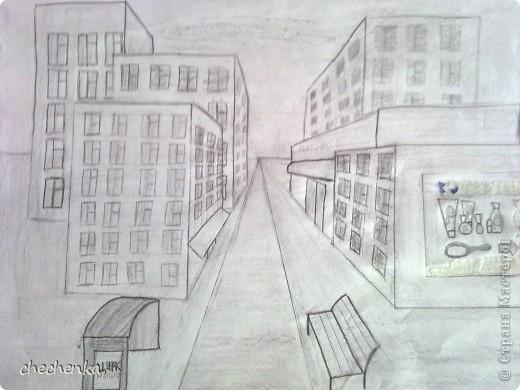 современный  город фото 1