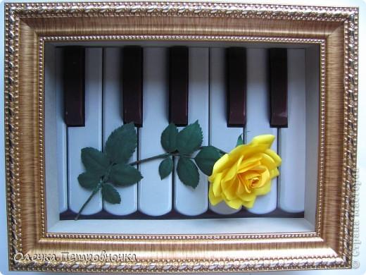 Доброго времени суток, дорогие Мастера и Мастерицы Страны Мастеров! Скоро у подруги-любительницы классической музыки, день рождения. Решила сделать, своими руками, вот такой подарок, плюс к основному. фото 5