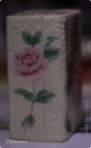 Яичное кракле, салфетка подрисовка акриловыми красками, лак. Это моя первая работа с яичной скорлупой, и пожалуй самая любимая. Делала зимой, а хотелось весны. фото 7