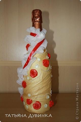 бутылка на свадьбу, первая! фото 1