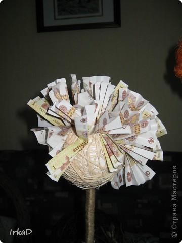 Давно хотела сделать деревце из наших лейчиков. И вот что получилось))) Если вы не против расскажу как его делала))) фото 4