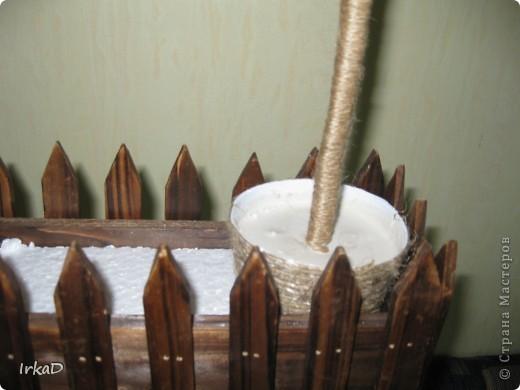 Давно хотела сделать деревце из наших лейчиков. И вот что получилось))) Если вы не против расскажу как его делала))) фото 5