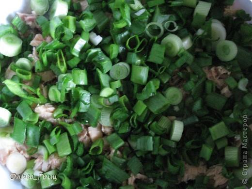 Вот такой замечательный салатик у нас получился. Вкусный и питательный. фото 4