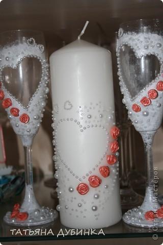 бутылка на свадьбу, первая! фото 4