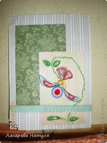 Новая открыточка, родившаяся после встречи с хорошими людьми. фото 1
