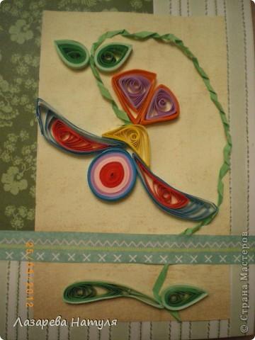 Новая открыточка, родившаяся после встречи с хорошими людьми. фото 4